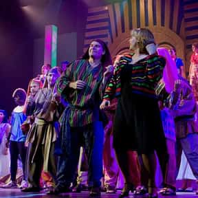 Joseph and the Amazing Technic is listed (or ranked) 7 on the list The Best Broadway Musicals of the 80s
