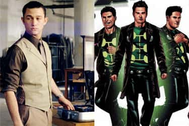 Joseph Gordon-Levitt - Multipl is listed (or ranked) 2 on the list Who Should Star In A Rebooted X-Men For The MCU?