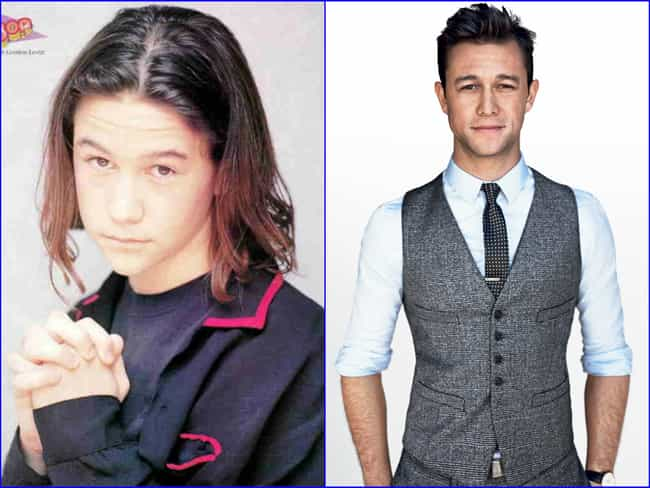 Joseph Gordon-Levitt is listed (or ranked) 4 on the list 13 Teen Idols Who Actually Made It