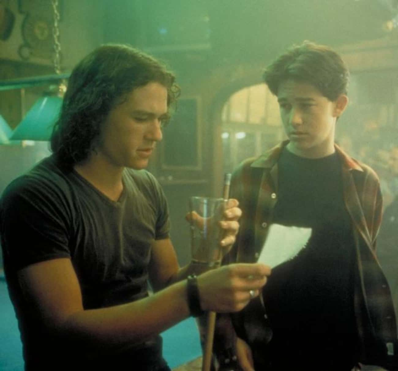 10 Things I Hate About You is listed (or ranked) 1 on the list Actors Who Starred Together Before They Were Superheroes