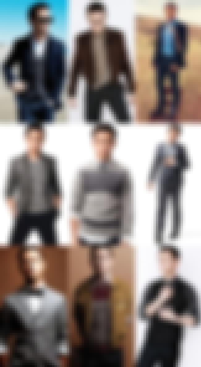 Joseph Gordon-Levitt is listed (or ranked) 7 on the list The Best Dressed Male Celebrities
