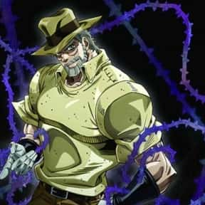 Joseph Joestar is listed (or ranked) 2 on the list The 40+ Greatest American Anime Characters