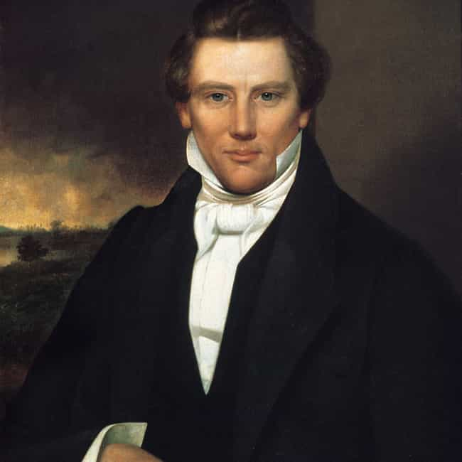 Joseph Smith, Jr. is listed (or ranked) 1 on the list Famous People Who Were Lynched