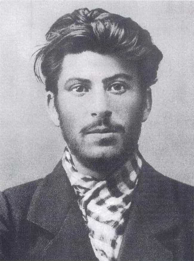 Joseph Stalin is listed (or ranked) 3 on the list Famous People From History You Had No Idea Were Foxy