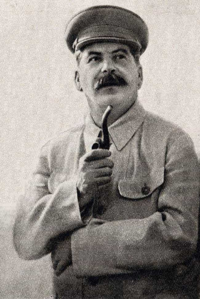 Joseph Stalin is listed (or ranked) 1 on the list The Most Surprising Jobs Held By People Who Later Became World Leaders