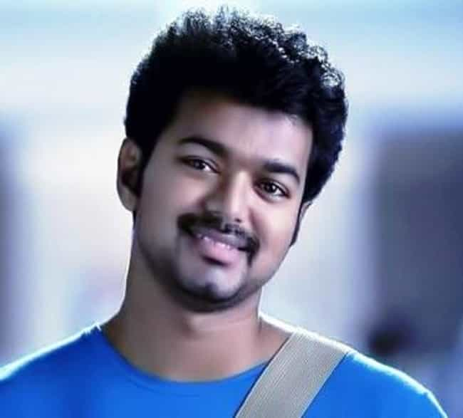 Vijay is listed (or ranked) 2 on the list Famous Male Playback Singers