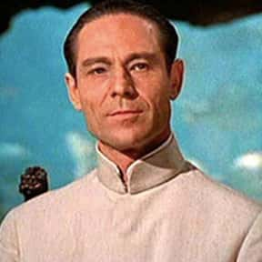 Joseph Wiseman is listed (or ranked) 6 on the list Full Cast of Dr. No Actors/Actresses
