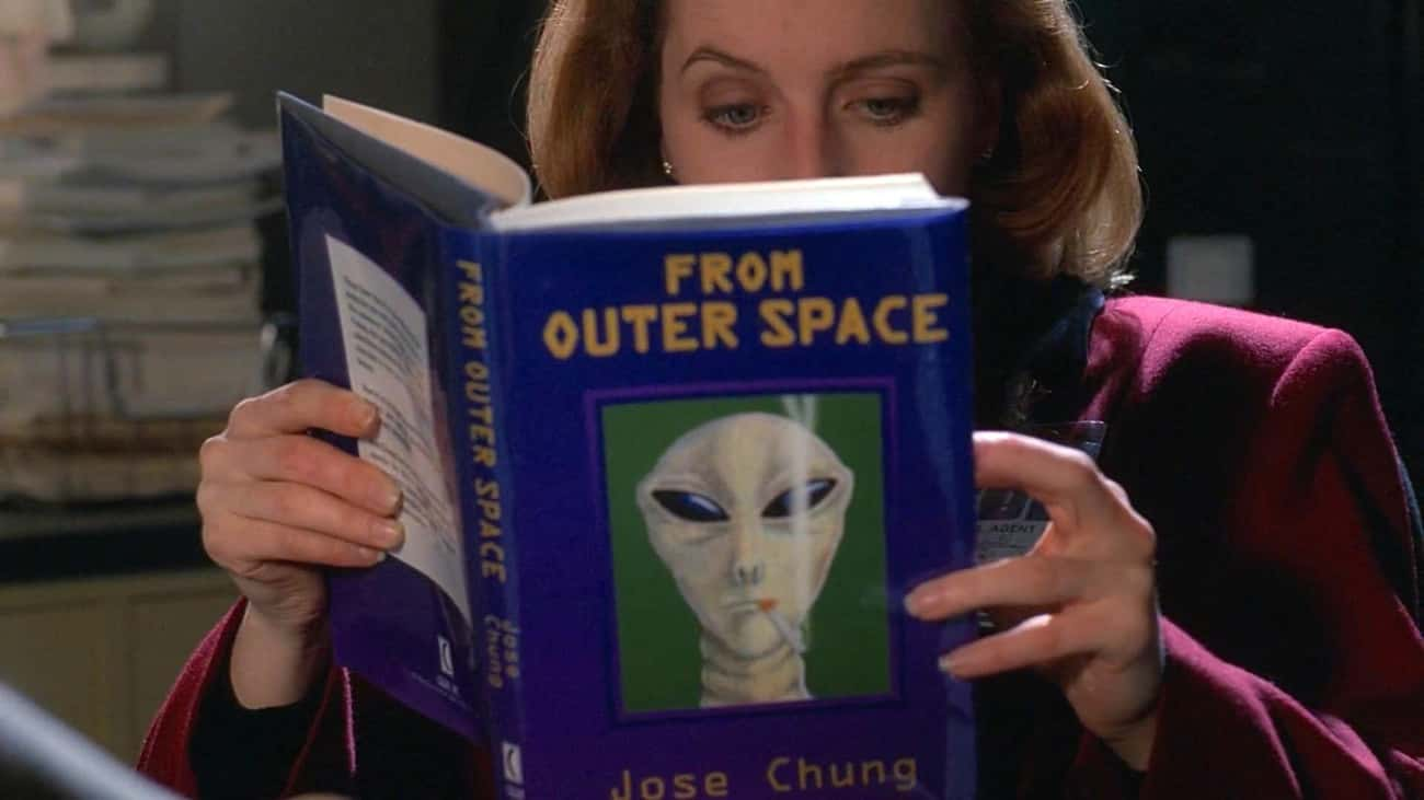 """Jose Chung's """"From Outer Space"""""""