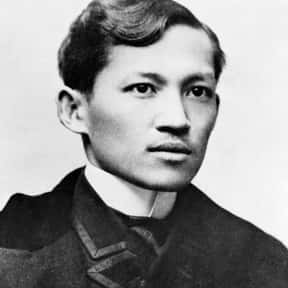 José Rizal is listed (or ranked) 15 on the list Favorite Filipino and Filipino-American Author