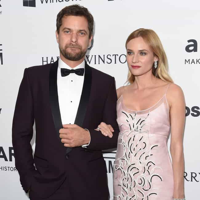 Joshua Jackson is listed (or ranked) 2 on the list Diane Kruger Loves and Hookups