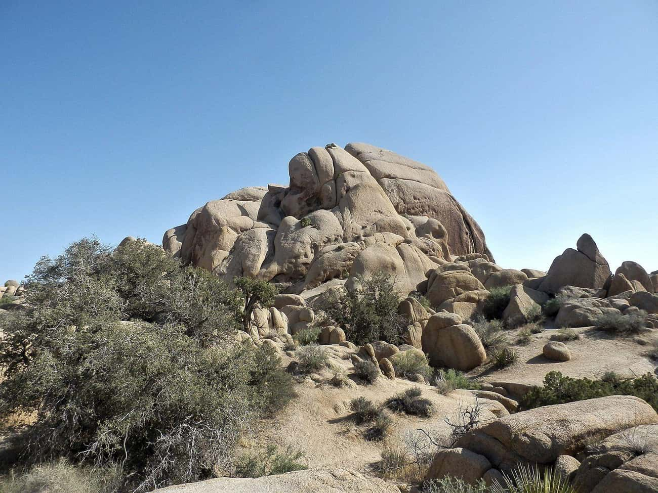 Joshua Tree National Park is listed (or ranked) 2 on the list The Best Camping Spots in Southern California