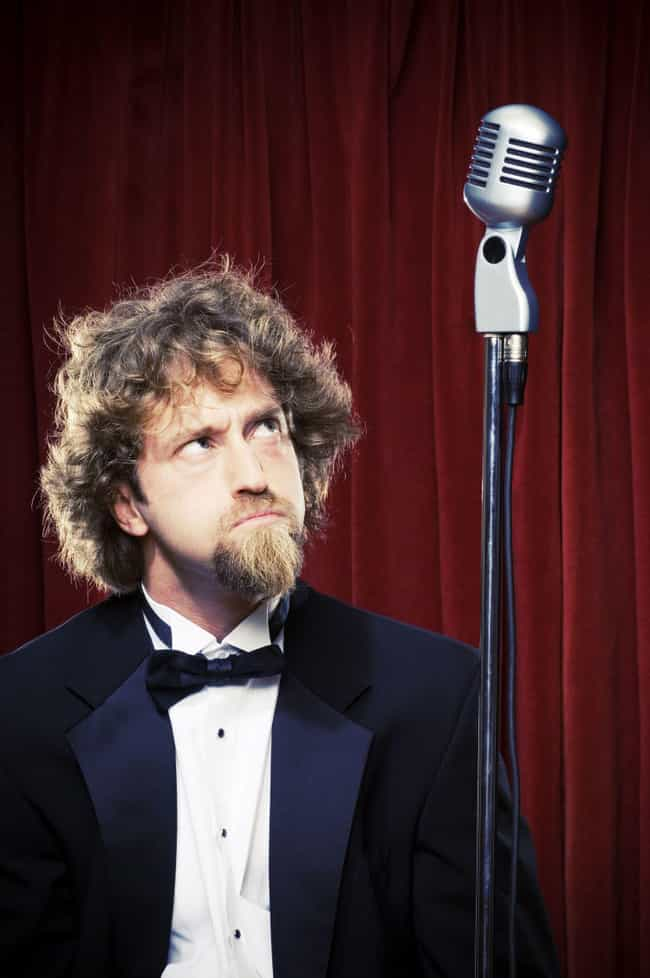 Josh Blue is listed (or ranked) 3 on the list 6 Comedians Who Have Medical Issues