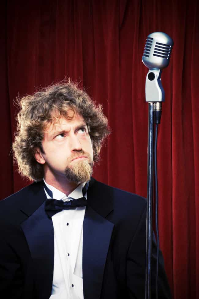 Josh Blue is listed (or ranked) 2 on the list 13 Famous People with Cerebral Palsy