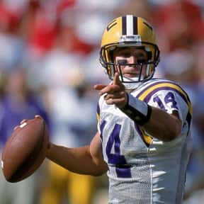 Josh Booty is listed (or ranked) 20 on the list The Best LSU Tigers Quarterbacks Of All Time