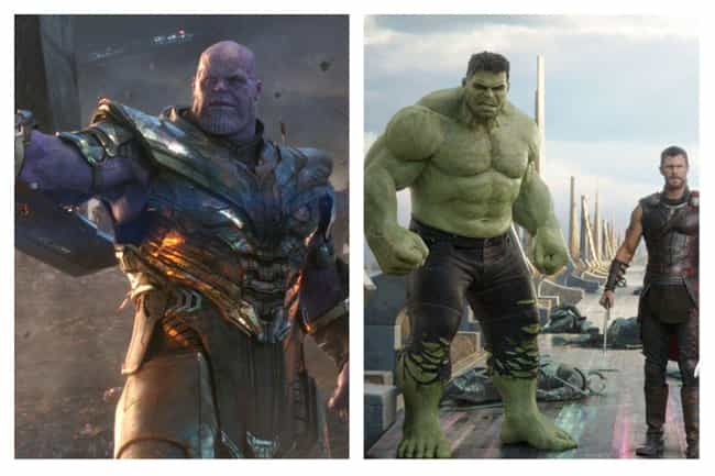 Josh Brolin is listed (or ranked) 3 on the list Who Were Marvel Cinematic Universe Stars' Favorite Superheroes Growing Up?