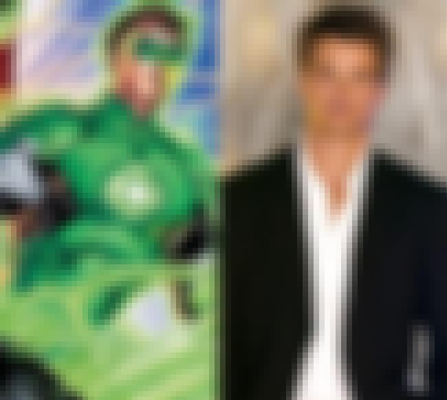 Josh Duhamel is listed (or ranked) 4 on the list Green Lantern Casting Call