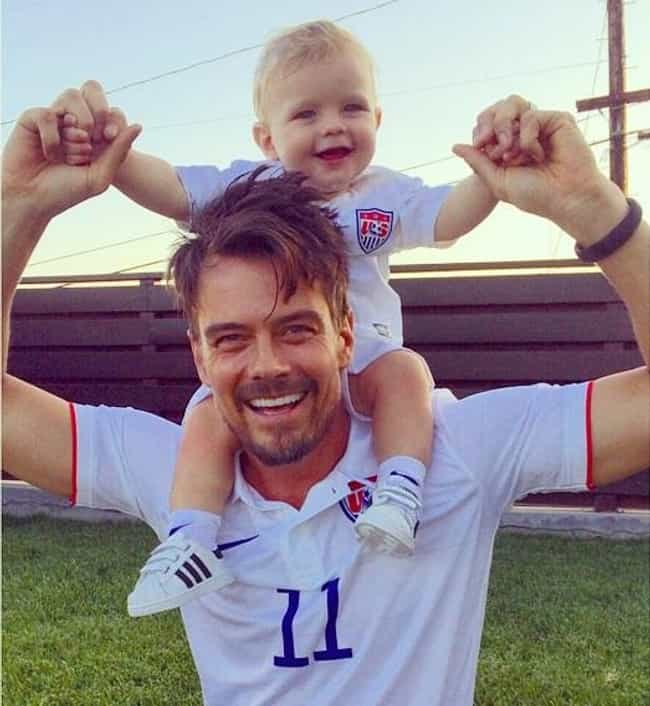 Josh Duhamel is listed (or ranked) 2 on the list The Best Celebrity Parents of 2014