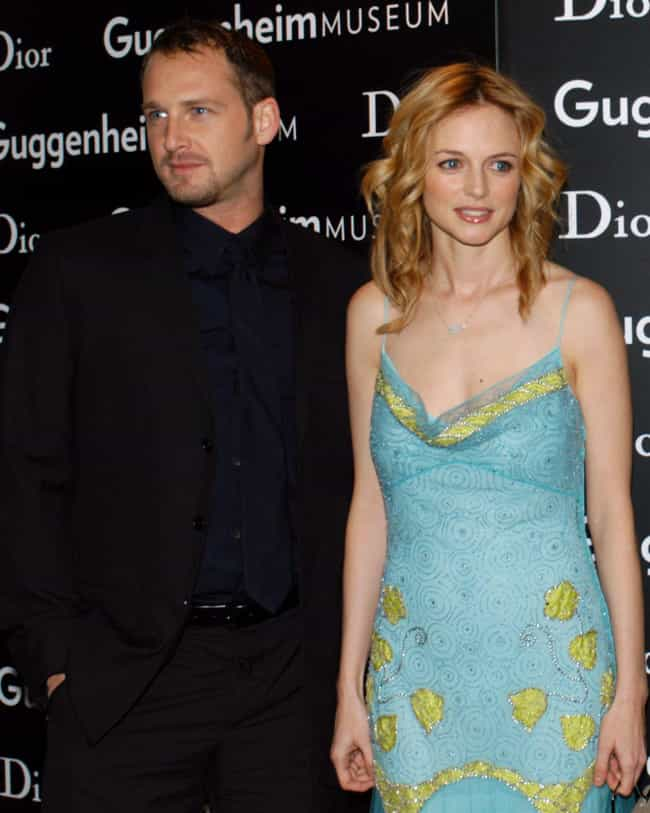 Josh Lucas is listed (or ranked) 4 on the list Men Who Heather Graham Has Dated