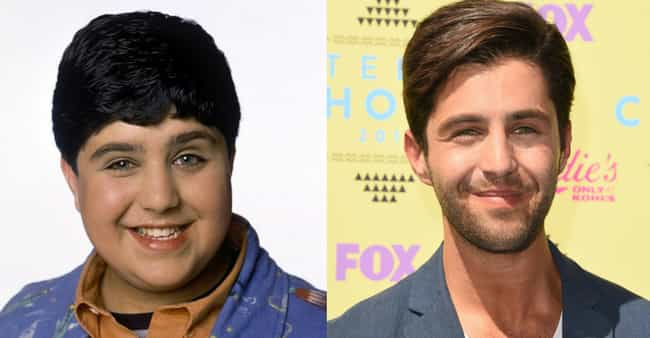 Josh Peck is listed (or ranked) 2 on the list What Famously 'Hot' Celebrities Looked Like Before They Got Their Hollywood Makeovers