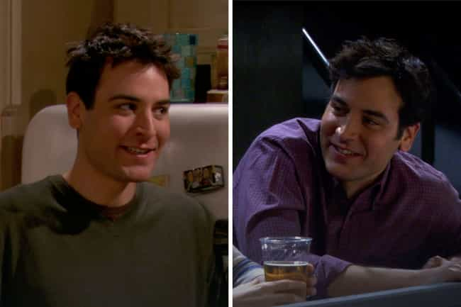 Josh Radnor is listed (or ranked) 1 on the list How the Cast of How I Met Your Mother Aged from the First to Last Season