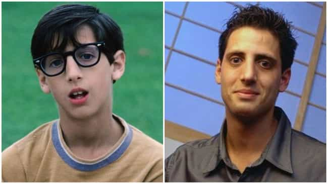 Josh Saviano is listed (or ranked) 6 on the list Child Actors Who Went On To Have Successful Non-Acting Careers
