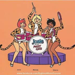Josie and the Pussycats is listed (or ranked) 18 on the list The Best Family-Friendly Musical TV Shows, Ranked