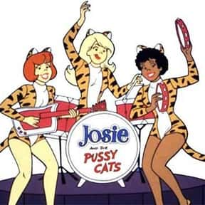 Josie and the Pussycats is listed (or ranked) 14 on the list The Best 1970s Animated Series