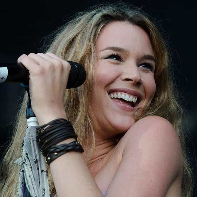 Joss Stone is listed (or ranked) 2 on the list The Most Stunning Women in Rock History, Ranked
