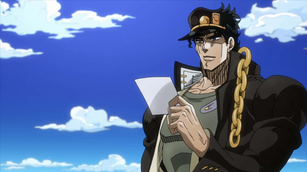 Jotaro Kujo is listed (or ranked) 2 on the list The 20 Best Characters In JoJo's Bizarre Adventure