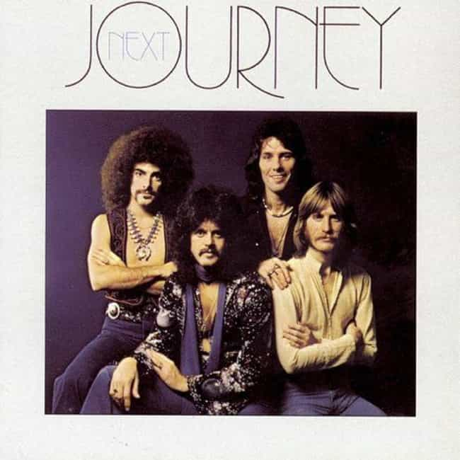 Journey is listed (or ranked) 3 on the list Bands That Completely Switched Genres Before Making It Big