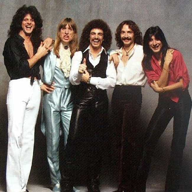 Journey is listed (or ranked) 8 on the list The Best Supergroups Ever Made