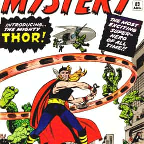 Journey into Mystery is listed (or ranked) 15 on the list The Best Thor Versions Of All Time