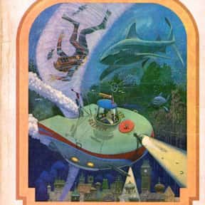 Journey Under the Sea is listed (or ranked) 23 on the list The Best Choose Your Own Adventure Books