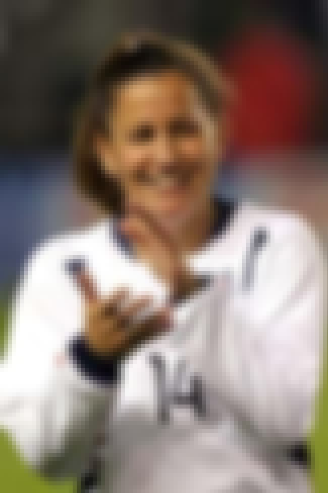 Joy Fawcett is listed (or ranked) 5 on the list Famous Female Soccer Players