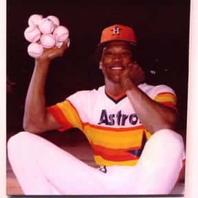 J. R. Richard is listed (or ranked) 6 on the list The Best Houston Astros Of All Time