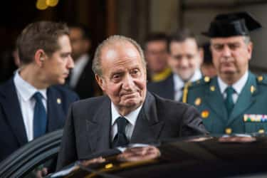 Spain's King Juan Carlos I Rod is listed (or ranked) 1 on the list 12 Times Historical Royals Snuck Out In Secret To Do Totally Normal Things