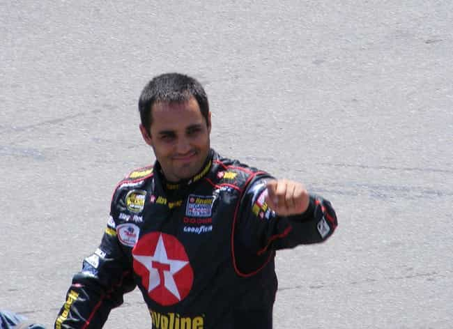 Juan Pablo Montoya is listed (or ranked) 4 on the list Times Celebrities Gave The Middle Finger On The Air