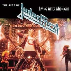 Judas Priest is listed (or ranked) 12 on the list The Best Glam Metal Bands