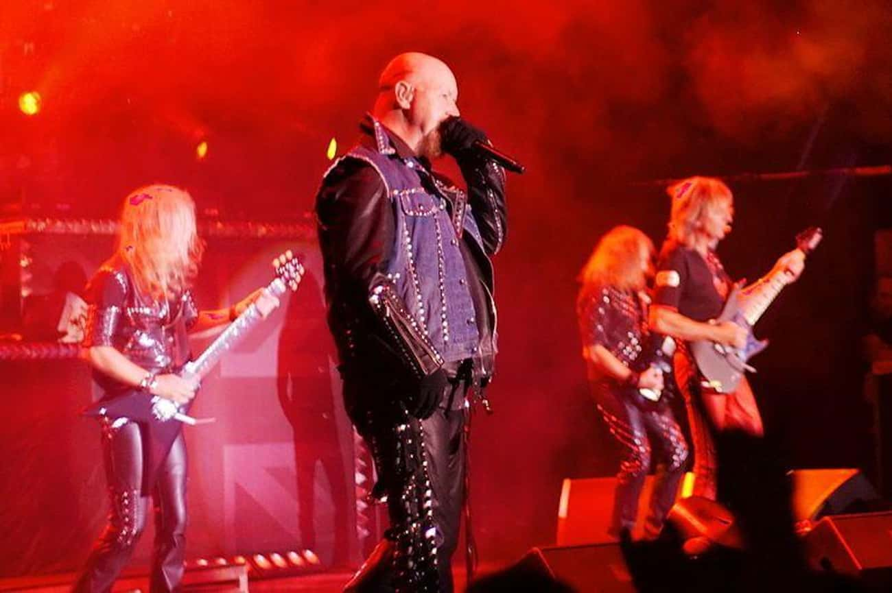 Taurus (April 20 - May 20): Judas Priest