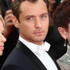 Jude Law is listed (or ranked) 11 on the list The Greatest British Actors of All Time