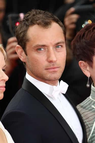 Jude Law is listed (or ranked) 1 on the list Every Man Ruth Wilson Dated