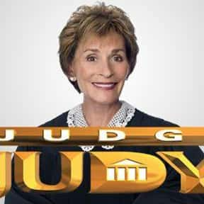 Judge Judy is listed (or ranked) 1 on the list The Best Courtroom Shows