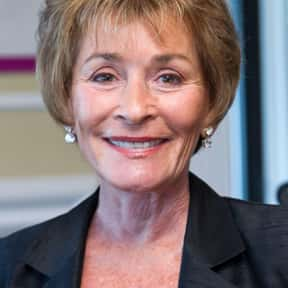 Judge Judy Sheindlin is listed (or ranked) 19 on the list American Public Figures Who Are National Treasures