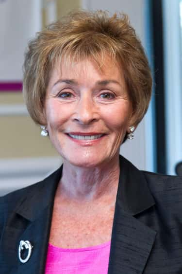 Judy Sheindlin is listed (or ranked) 1 on the list Famous Female Judges