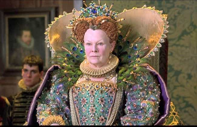 Judi Dench is listed (or ranked) 3 on the list Everyone Who Has Played Elizabeth I, Ranked