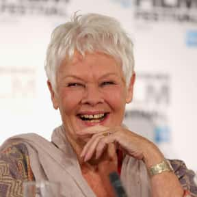 Judi Dench is listed (or ranked) 17 on the list Popular Film Actors from United Kingdom