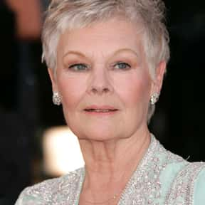 Judi Dench is listed (or ranked) 9 on the list The Greatest Actors & Actresses in Entertainment History