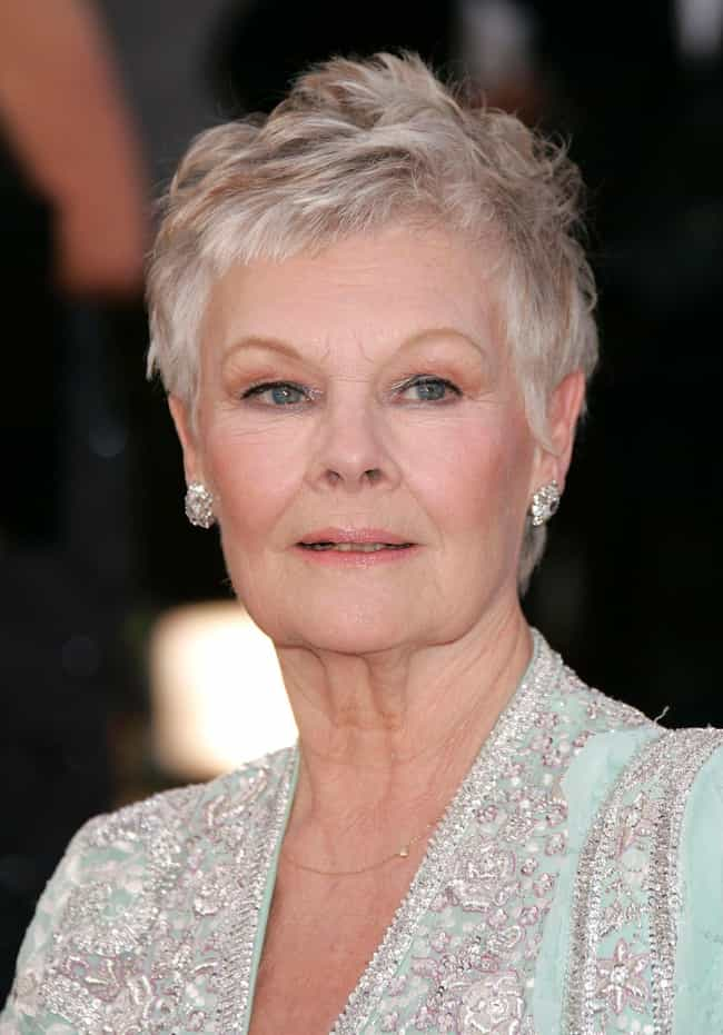 Judi Dench is listed (or ranked) 6 on the list Celebrities Who Have Always Been Old