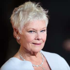 Judi Dench is listed (or ranked) 18 on the list Famous People Most Likely to Live to 100
