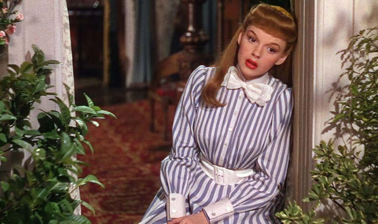 Judy Garland Led A Troubled Life